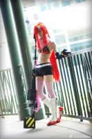 San Japan: Yoko Littner by Malindachan