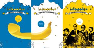 Hellogoodbye Z!A!V!D! Redesign Ad Campaign by AngelicaVillegas