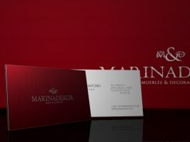 Cards Marina Dekor by upstudio