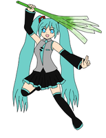 Miku will fight by Evil-Alice8