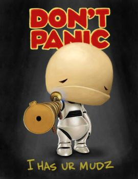 don't panic by meawing