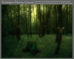 Lothlorien's Hunting Grounds by Dragoroth-stock