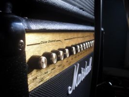 Marshall MG100DFX by Weses