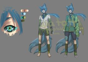 Adoptable One reduced price (CLOSED) by Watolf