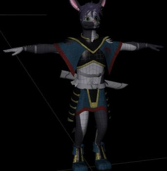 Amarion 3D WIP by MMan222