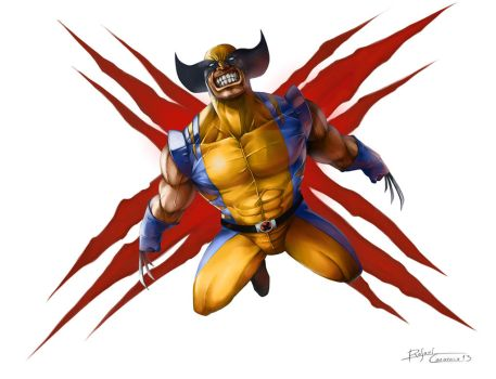 Wolverine by Dr-Salvador