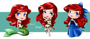 More of Ariel by Sophie-A-Elie