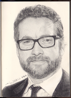 Burnie Burns (Rooster Teeth) by CaptnArrri