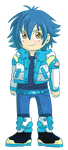 Chibi Aoba by Awkwardly-Handsome