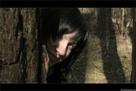 In the forest_2 by Ferch