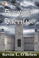 eBook Cover: Survival and Sacrifice by TeamGirl-Differel