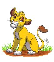 Simba by Goldy--Gry