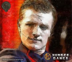 The Hunger Games - Peeta Mellark by thephoenixprod