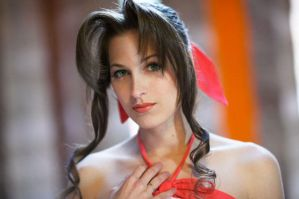Kingdom Hearts: 2 Aerith by Adella