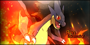 Shiny Charizard Y by LVAchromatic