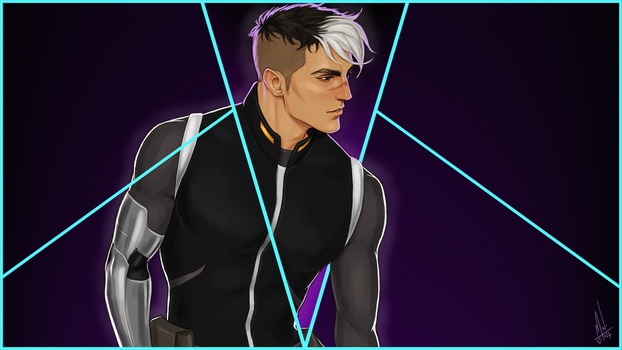 Shiro by Merwild
