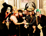 One Piece - Lucca Comics 2010 by drwarumono