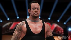 The Undertaker Screenshot by ThexRealxBanks