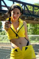 Faye Valentine - Train Tracks by shadowhearts