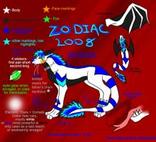 Zodiac Reference Sheet 2008 by Zodiac97