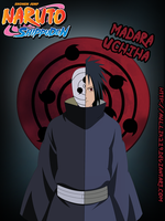 Madara Uchiha-Moon's Eye Plan by aullik219