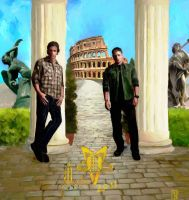 All Roads Lead to Rome by skart2005