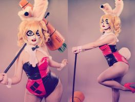 Harley Bunny Q. by PuchysLove