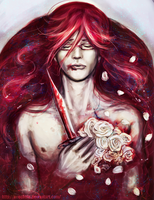 Sleep well, Grell... by Neechole