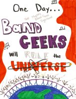 Band Geeks and the Universe by jennae45