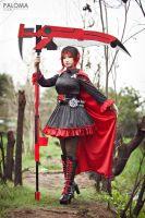 RWBY  Ruby Rose by MonicaWos