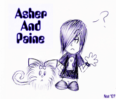 Asher And Paine by NatPal