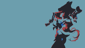 Miss Fortune minimalistic wallpaper by bohitargep