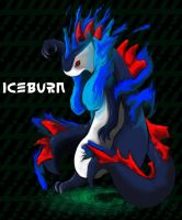 Iceburn by SoranoRegion