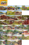 10. Four Little Engines (1955) by ChipmunkRaccoon2