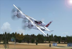 FSX Pond Racer by shelbs2