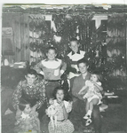 Christmas circa 1956 by WDWParksGal