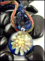 Boro Implosion Pendant by andromeda