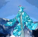 Anivia the cryophoenix by Jerhaia-Tsukikitsune