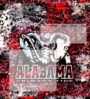Alabama Crimson Tide Div by spdwysmart1