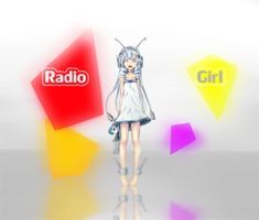 Radio Girl by Kaito-Tan