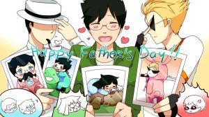 Happy Father's Day - Homestuck by TimelessHeaven