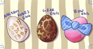 Egg Adoptables Auction 2 [CLOSED] by YiamStuff