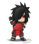 Chibi Madara by StarTheYoshi