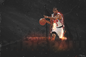 Chris Paul by Diztrickt