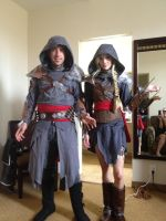Assassins Creed Cosplay by ButtercupBrix