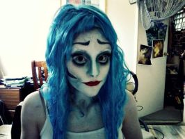 Emily from Corpse Bride by MaskMouth