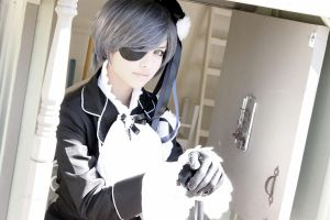 Ciel Phantomhive Cosplay 11 by YourLittleBocchan