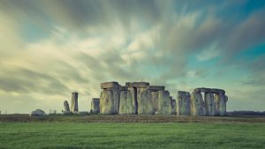 Stonehenge Sunset (ws) by PeteLatham