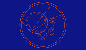 Pony in a Box Productions in Gallifreyan by Phoenix8Production