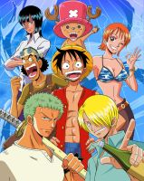 OnePiece by dimensi